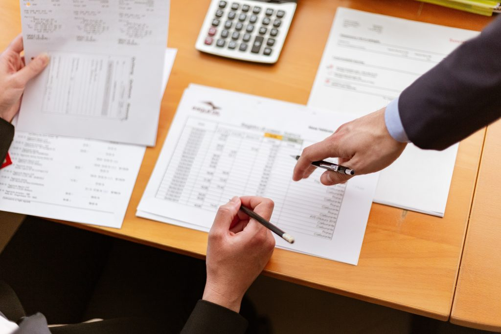 Documentation management systems for accounting firms