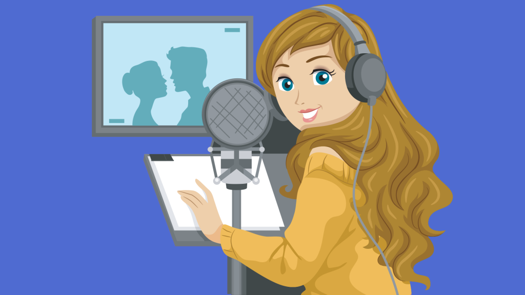Importance of voice over artists