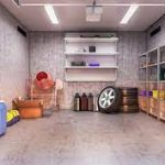 How to clean a garage